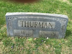 Catherine Ann <I>Powers</I> Thurman