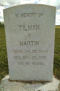 Tilman B. Martin