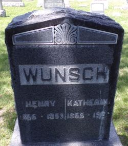 """Johann Heinrich """"Henry"""" Wunsch"""