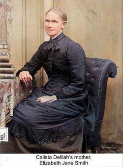 Elizabeth Jane <I>Bybee</I> Smith