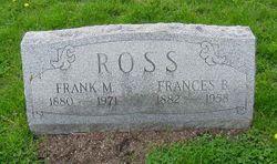 Frances Baily <I>Areford</I> Ross