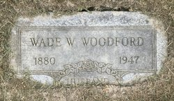 Wade W Woodford