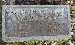 Catherine <I>Froehlin</I> Abegg