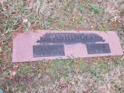 Maxine <I>Burnside</I> Ashinger