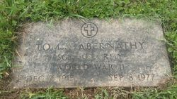 Tom William Abernathy