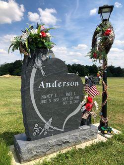 Paul Lafayette Anderson
