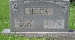 Thelma Mae <I>Smith</I> Buck