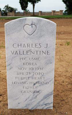 "Charles John ""Charlie"" Vallentine"