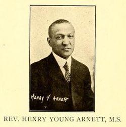 Rev Henry Young Arnett