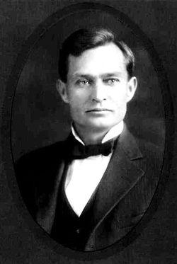 """Atticus Lafayette """"Att"""" Pinkston"""