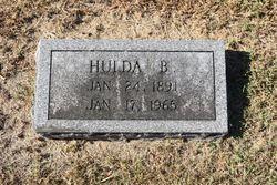Hulda Bertha <I>Andrew</I> Butler