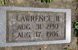 Lawrence B Clary