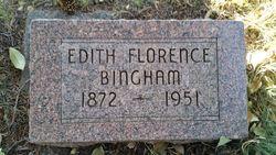 Edith Florence <I>Ingalls</I> Bingham