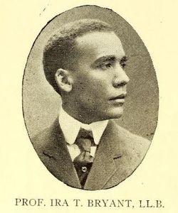 Dr Ira Toussaint Bryant