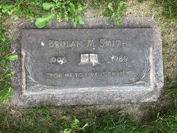 Beulah May <I>Argue</I> Smith
