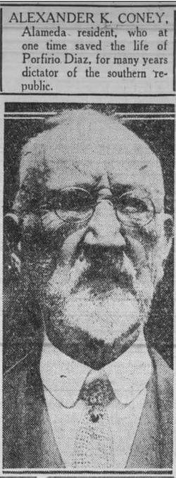 Alexander Kaufman Coney