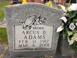 Arcus Dewey Adams