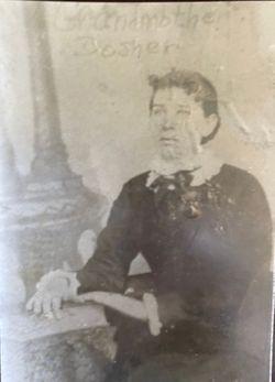 Margaret Ann <I>Smith</I> Dosher