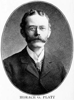 Horace G Platt