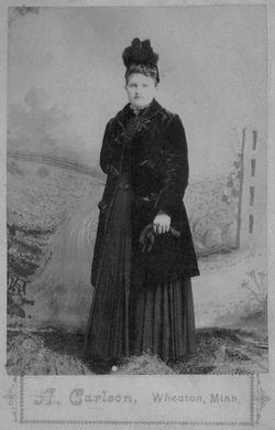 """Ernestina Magdelena """"Lena"""" <I>Bahr</I> Walz"""