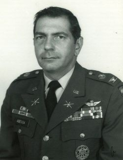 COL Anthony John Adessa