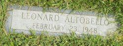 Leonard Altobello