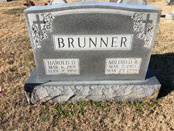 Harold Donaldson Brunner