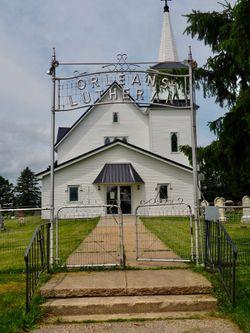 Orleans Lutheran Church Cemetery