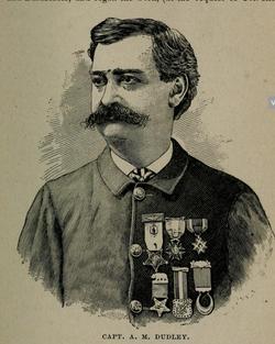 Albion M. Dudley