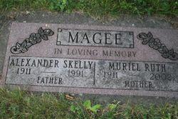 Alexander Skelly Magee
