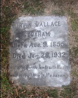 Irvin Wallace Durham