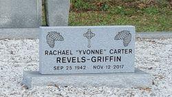 Yvonne <I>Carter</I> Griffin