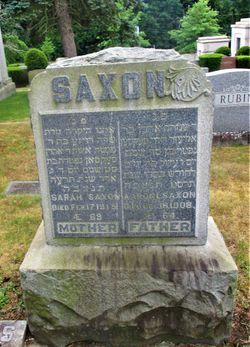 Aaron L. Saxon