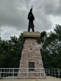 Chief War Eagle Memorial