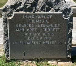 Thomas A Corbett