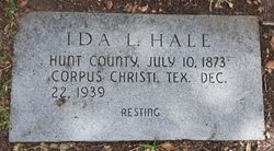 Ida Lineberger <I>Smith</I> Hale