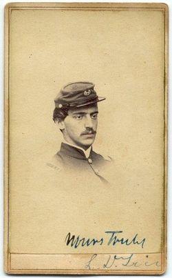 Capt Leonard D Tice
