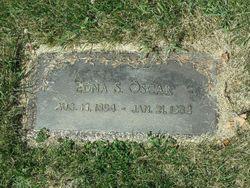 Edna M. <I>Samdahl</I> Oscar