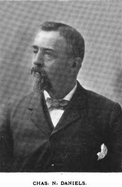 Judge Charles Nelson Daniels