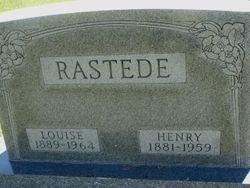 John Henry Rastede