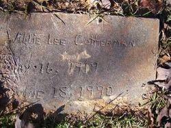 Willie Lee <I>Carroll</I> Cotherman
