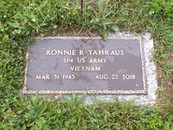 Ronnie Ray Yahraus