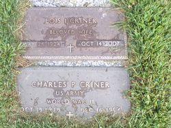 Charles Preston Criner