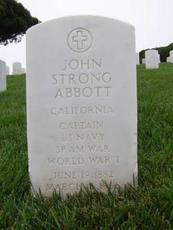 CPT John Strong Abbott
