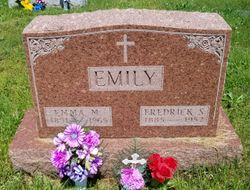 Frederick Sylvester Emily