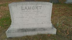 Robert Lamont