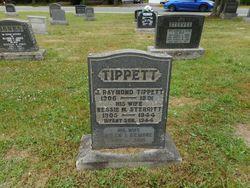 Infant Son Tippett