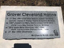 Grover Cleveland Hanna