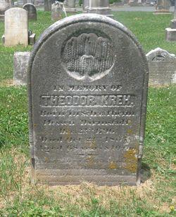 Theodore Christian Kreh