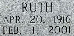 Opal Ruth <I>Lee</I> Krumrey